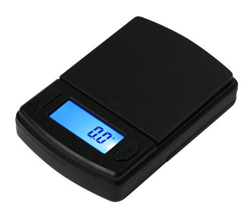 Fast Weigh MS-600 Digital Pocket Scale Black 600 X 01 G