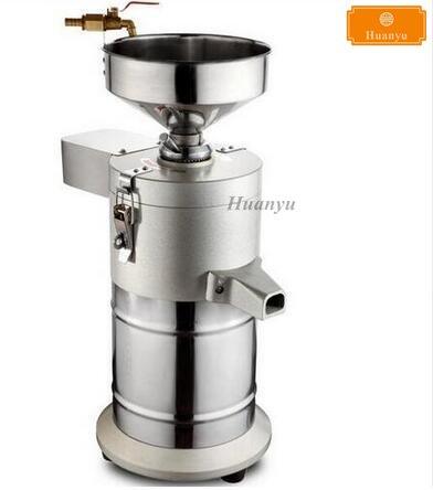 Commercial 80kgh Healthy Nutrition Soymilk Maker Soybean Milk Making Machine 110V