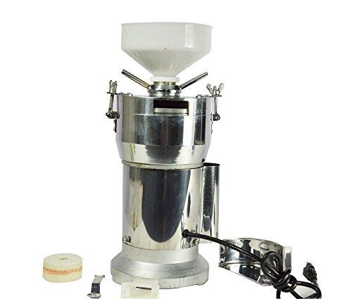 Techtongda  110V Soymilk Machine Soybean Milk Machine Pulping Machine Soybean Grinder For Restaurants