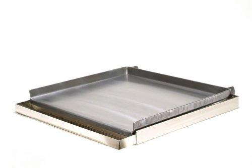 Uniworld UGT-MC24 4-Burner Commercial Griddle Top w Grease Tray