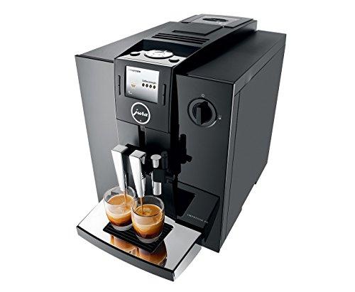 Jura IMPRESSA F8 Automatic Coffee Machine Black