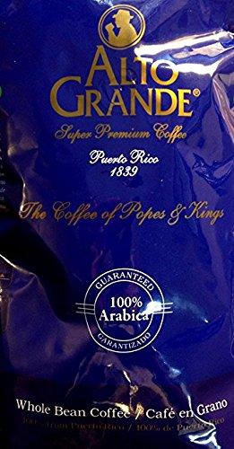 Alto Grande Super Premium Coffee Beans 2 Pounds