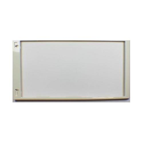 GENERAL ELECTRIC Microwave Door Frame Panel - White WB55X10816