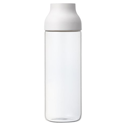 Kinto Capsule Water Carafe 1L Table Serving Pitcher Jug