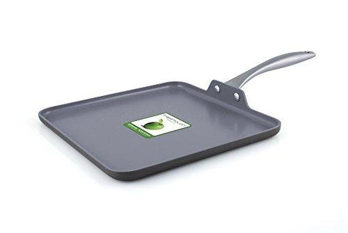 GreenPan Lima 11 Ceramic Non-Stick Square Griddle