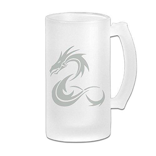 Dragon Tankards Frosted Beer Mug