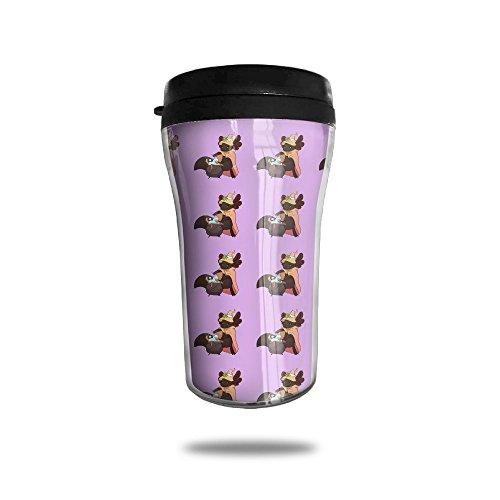 New Fashion 85oz Coffee Mugs Funny Witch Axolotl Coffee Mug Cute Small Tea Cups Desk Portable Exquisite Novelty