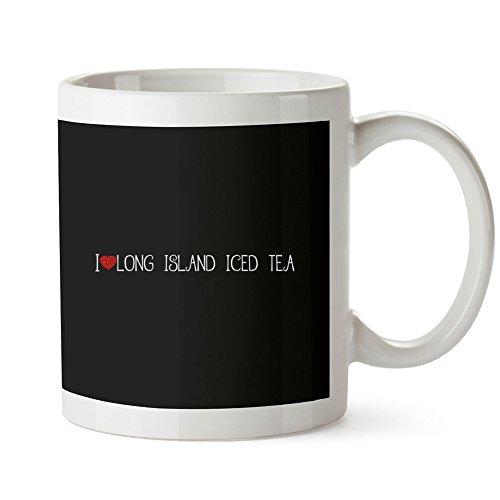 Idakoos - I love Long Island Iced Tea cool style - Drinks - Mug