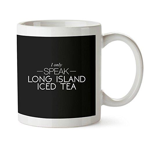 Idakoos - I only speak Long Island Iced Tea - Drinks - Mug