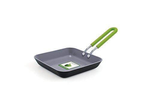 GreenPan Mini Ceramic Non-Stick Square Egg Pan