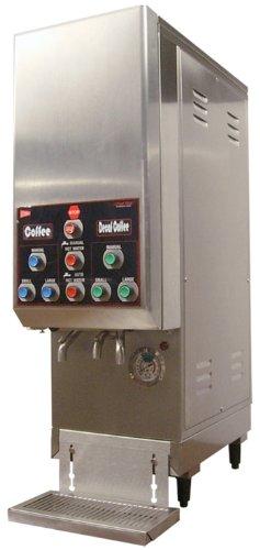Grindmaster-Cecilware Java Jr-PC-HP High Volume Soluble Coffee Dispenser 2-Hopper