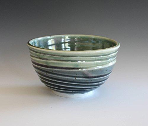 Handmade Ceramic Bowl pottery bowl wheel thrown bowl stoneware bowl ceramic serving bowl
