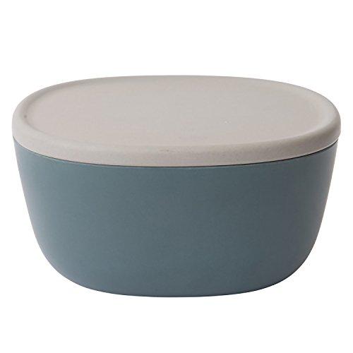 Berghoff Leo Medium Covered Bowl Non Toxic - Eco Friendly - Blue