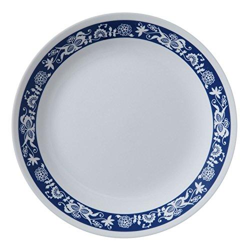 Corelle Livingware True Blue 85 Lunch Plate Set of 6