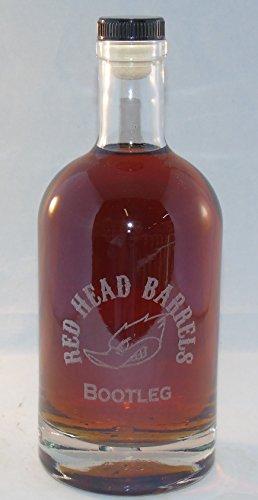 Personalized Custom Engraved BourbonWhiskey Bottles