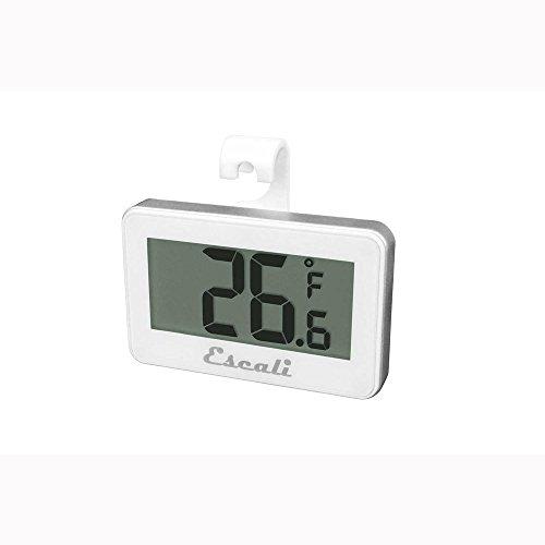 Escali DHF1 Digital RefrigeratorFreezer Thermometer