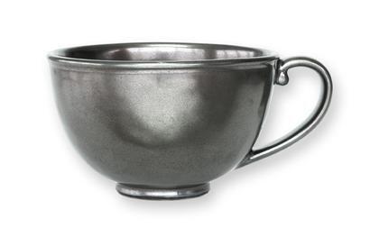 Juliska Pewter Stoneware Coffee Cup