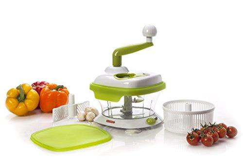 Master Slicer The Original Vegetable Fruits Onion Herbs Dicer Food Slicer Chopper Salad/herb Spinner