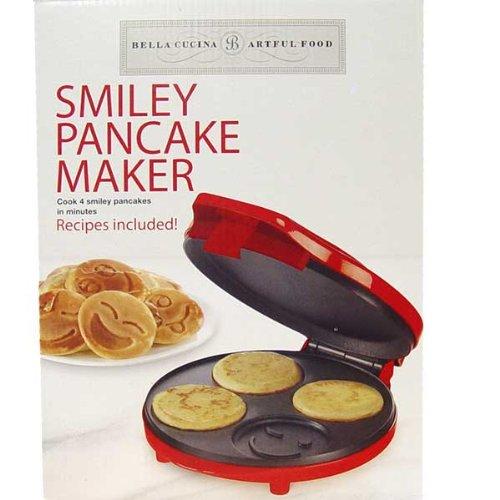 Bella Cucina Smiley Pancake Maker 13537