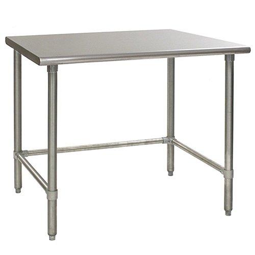 Eagle Mhc All Stainless Tables T2460Steb W X D X H 60X24X34 T2460Steb