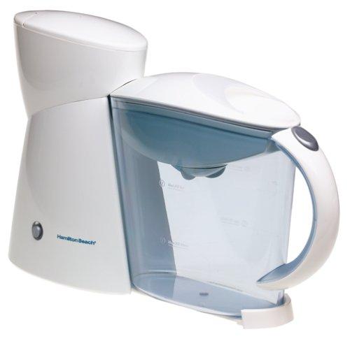 Hamilton Beach 40911 2-Quart Electric Iced Tea Maker White