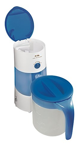 Mr Coffee 3-Quart Iced Tea and Coffee Maker Blue