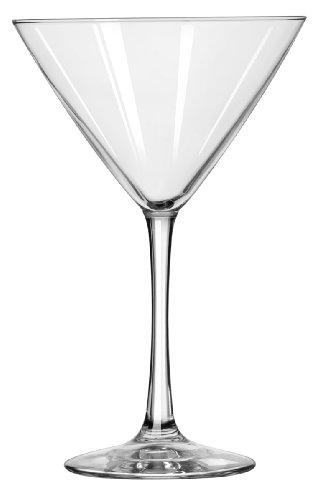 Libbey Vina 12-Ounce Martini Glass Set of 12