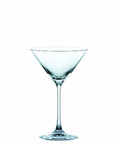 Nachtmann Vivendi Crystal Martini Glass 6-78-Ounce Set of 4