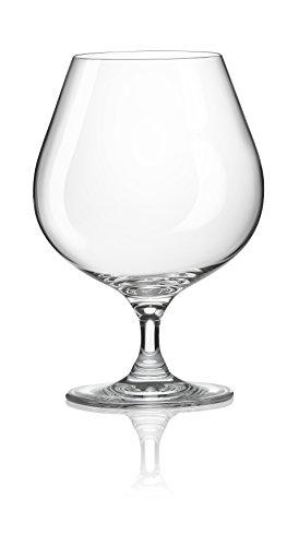Rona CITY Brandy Glass 23 oz  Set of 6