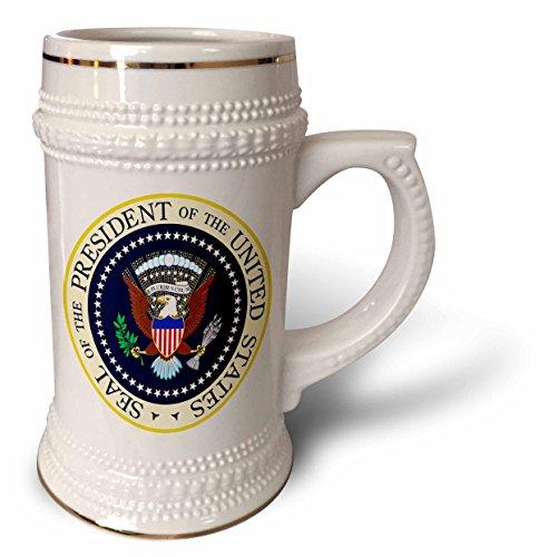 Carsten Reisinger - Illustrations - Seal of the President of the USA - 22oz Stein Mug stn_173266_1