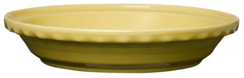 Fiesta 10-14-Inch Deep Dish Pie Baker Sunflower