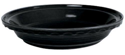 Fiesta Black 417 6-Inch Deep Dish Pie Baker