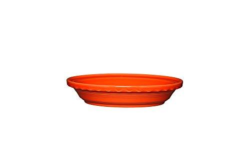 Fiesta Deep Dish Pie Baker 10-14-Inch Poppy