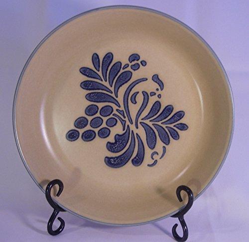Pfaltzgraff Folk Art Pattern Pie Baker