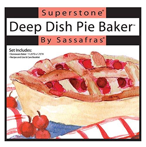 Sassafras SuperStone Deep Dish PizzaPie Baker
