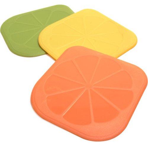 Sur La Table Citrus Pan Scrapers Set of 3