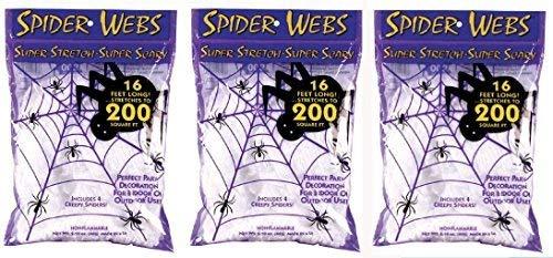 Spider Webs Set of 3