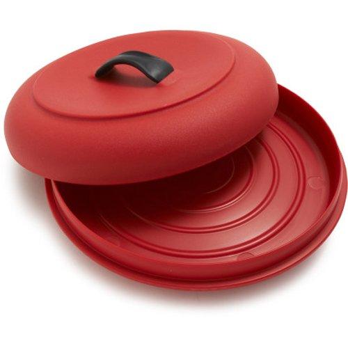 Dexas Tortilla Warmer 503-200SLT  Red