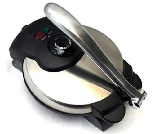 Nonstick Electric Tortilla Press 8 Inch Tortilla Maker Machine