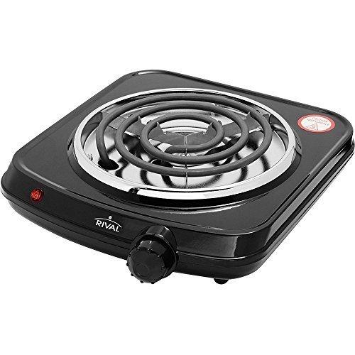 Single Burner - Countertop Appliance - Easy Control