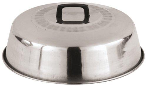 Paderno World Cuisine 13-38-Inch Aluminum Wok Lid