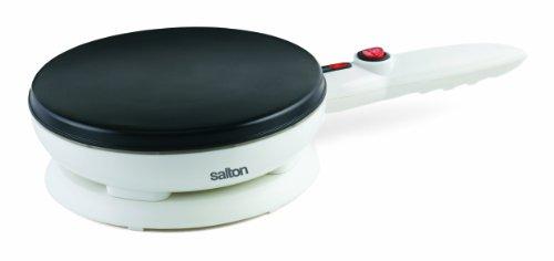 Salton CM1337 Crepe Maker White