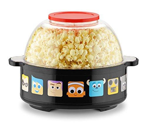 Disney DPX-16 Pixar Collection Stir Popcorn Popper One Size Black