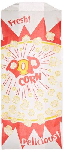 1 oz Popcorn Bag Burst Design 1000 per Case