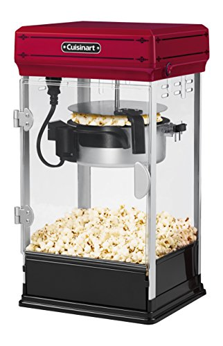 Cuisinart CPM-28 Classic-Style Popcorn Maker Red