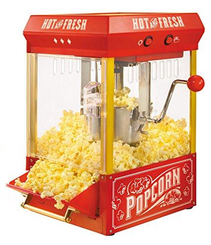 Nostalgia KPM200 25-Ounce Kettle Popcorn Maker