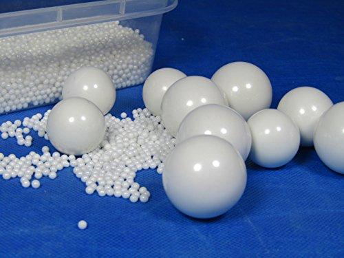 10mm Yttrium Stabilized 95 Zirconium Oxide Grinding milling ball 200g