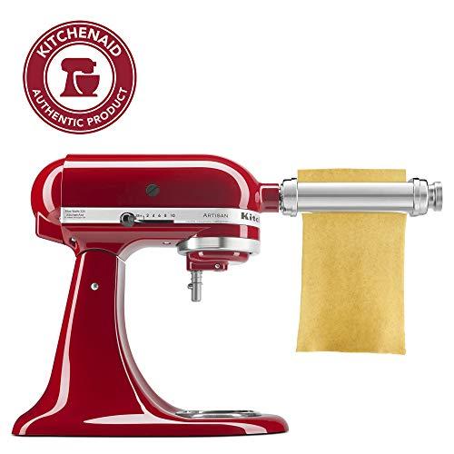 KitchenAid KSMPSA Pasta Roller Attachment Silver