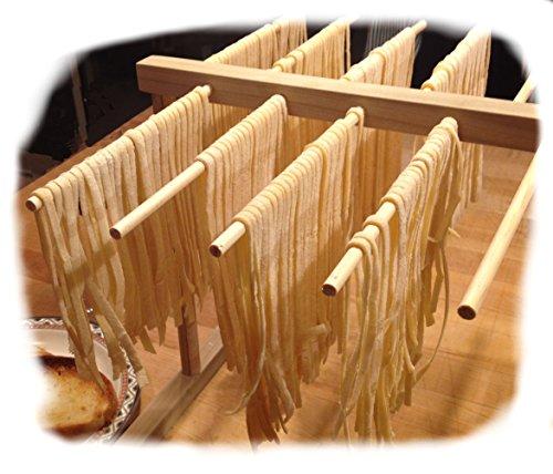 """Pasta Drying Rack 10"""" Linear Model"""