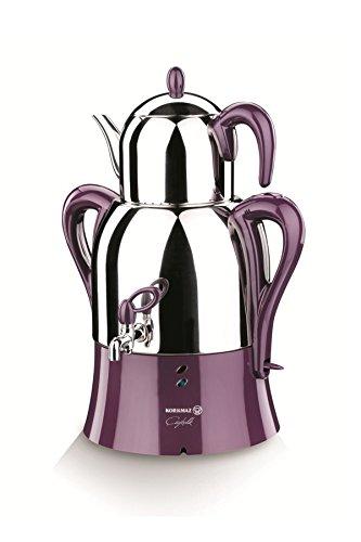 Electrical tea makerSamovarkettle Korkmaz A-341